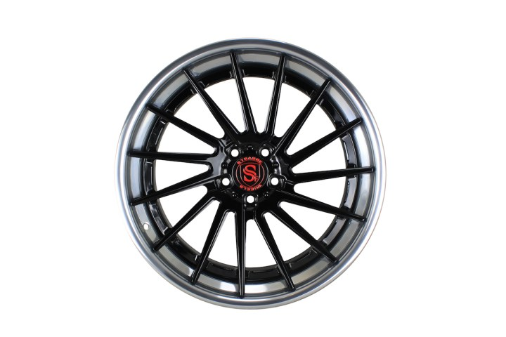 SV15T Deep Concave FS - Gloss Black & High Polish 1