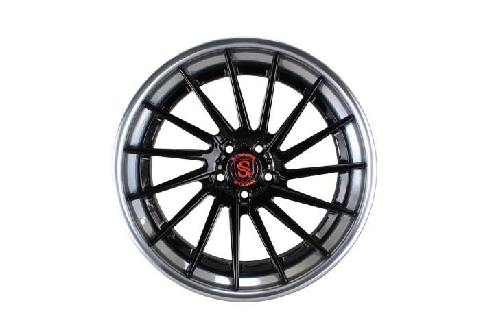 SV15T Deep Concave FS - Gloss Black & High Polish 1