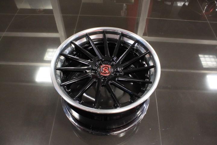 SV15T Deep Concave FS - Gloss Black & High Polish 11