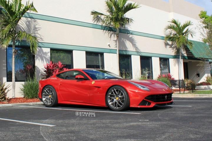 Ferrari F12 Berlinetta - SM7T Deep Concave Monoblock 3