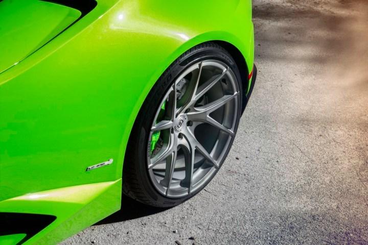 Lamborghini Huracan LP610-4 - SM5RT Deep Concave Monoblock 10