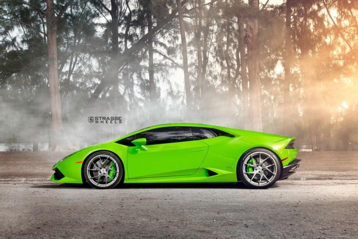Lamborghini Huracan LP610-4 - SM5RT Deep Concave Monoblock 4