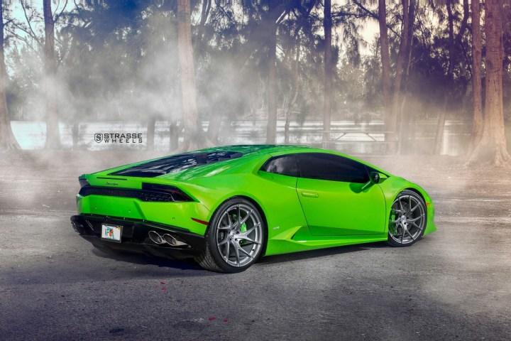 Lamborghini Huracan LP610-4 - SM5RT Deep Concave Monoblock 7