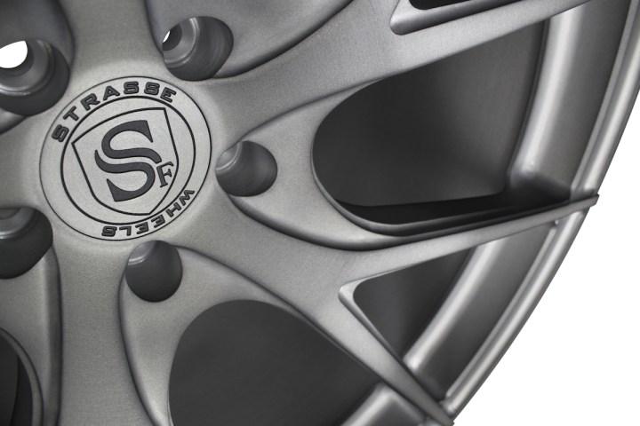 SM5RT Deep Concave Monoblock - Matte Brushed Titanium 7
