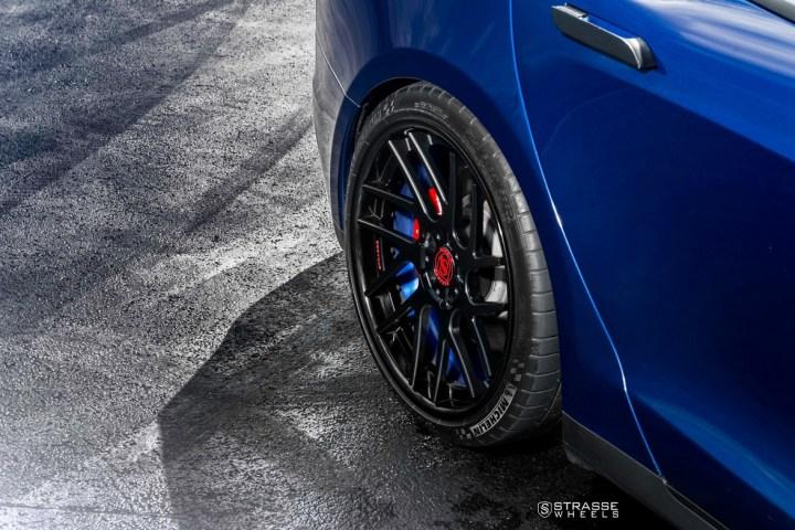 Tesla Model S P90D - SM7T Deep Concave 13