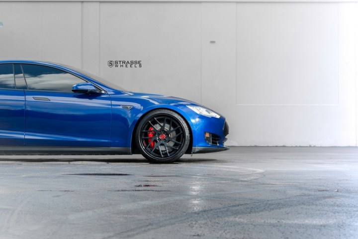 Tesla Model S P90D - SM7T Deep Concave 6