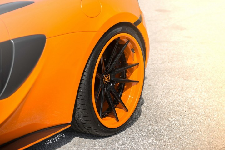 McLaren 570S - 20:21 SV1 Deep Concave FS - Orange 12