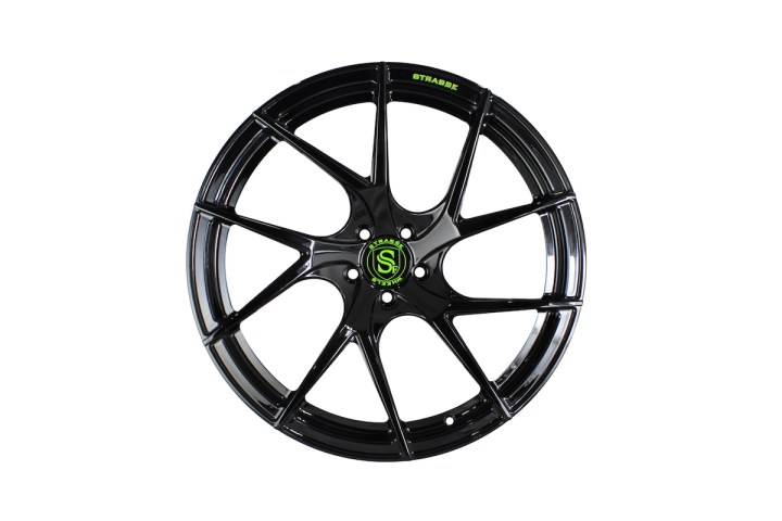 SM5RT Deep Concave Monoblock - Gloss Black 1