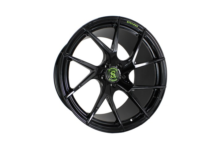SM5RT Deep Concave Monoblock - Gloss Black 2