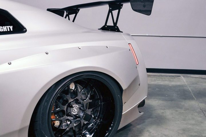 Rocket Bunny Nissan GT-R - SV8 Signature Series 14
