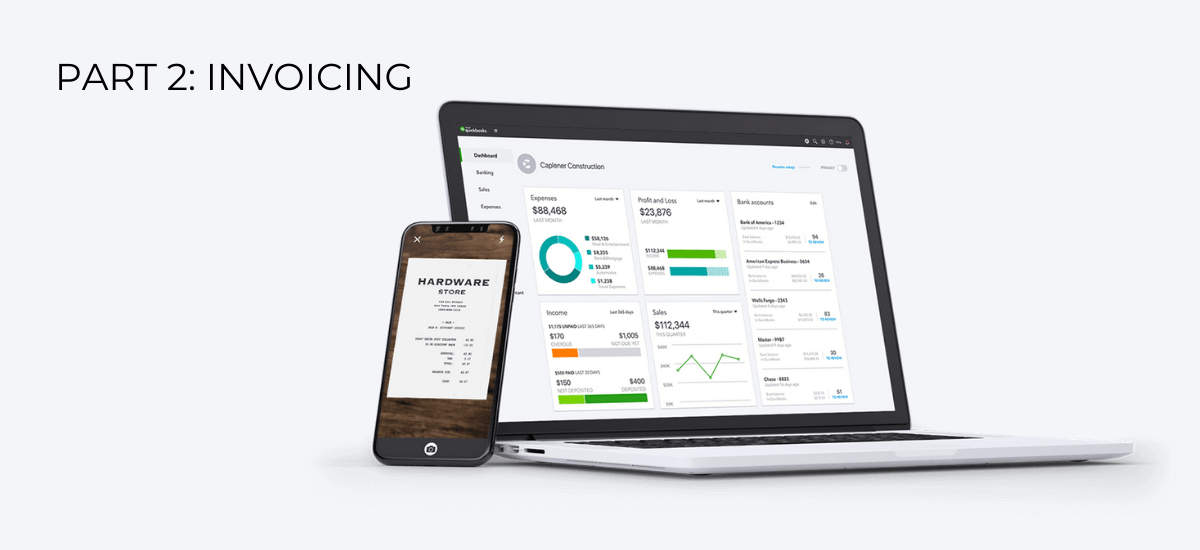 How to Build an Empire with Cloud Accounting – Invoicing