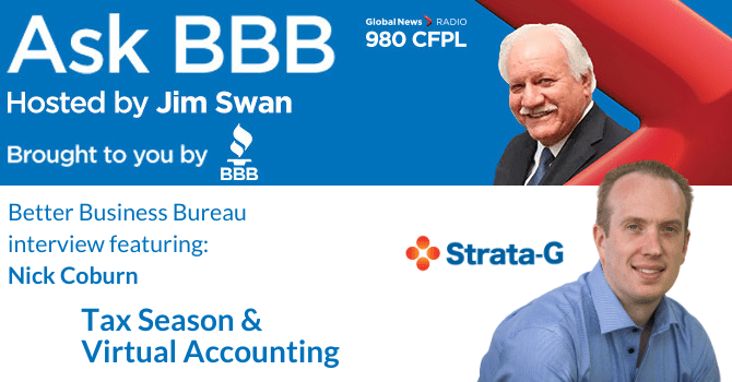 Strata-G - BBB Interview with Nick Coburn