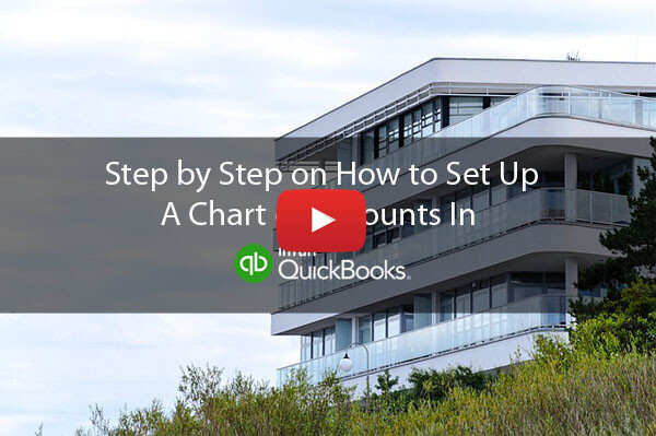 How to Set Up a Chart of Accounts For a Real Estate Company JPG