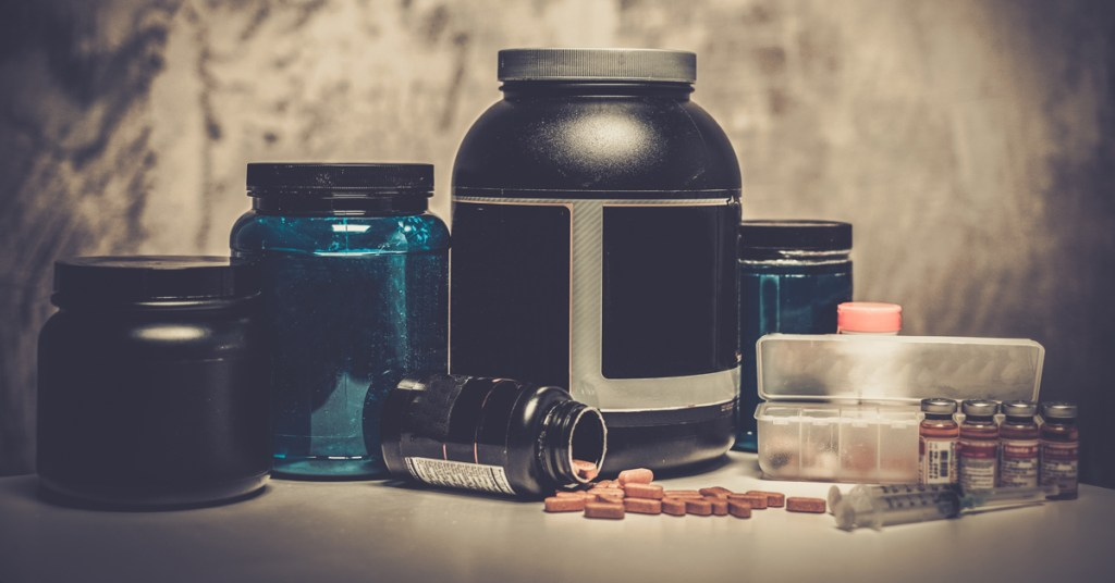 Supplement Bottles