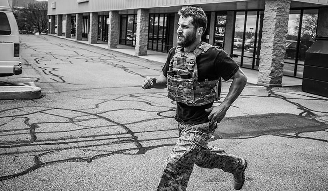 Running With a Weight Vest (or Body Armor)