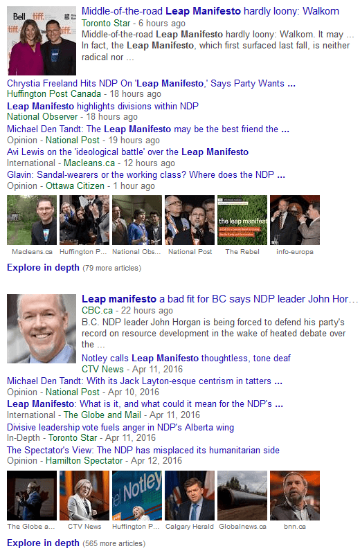 Leap Manifesto_CA_Google News screengrab_Apr13,2016