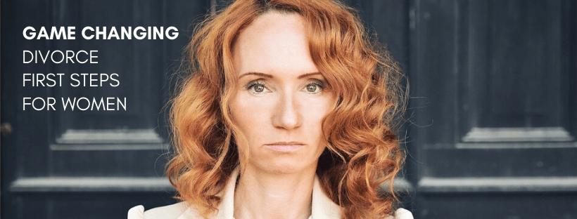 Woman Worried About Divorce Season