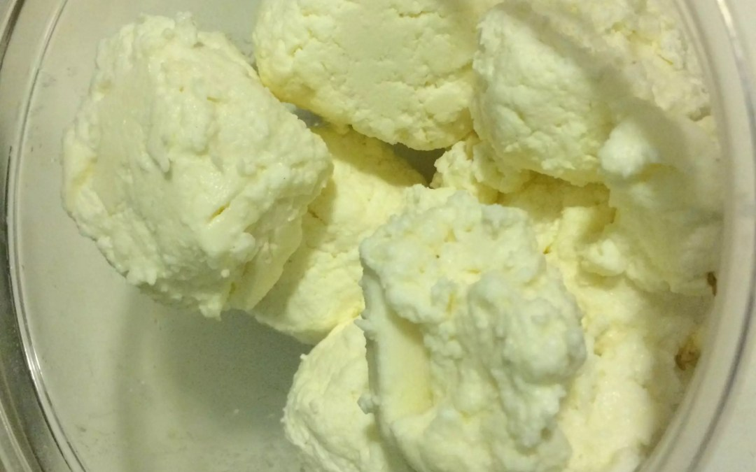 How To Make Homemade Cheese