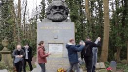 First Quantum Flux Footballum Equinox Fest (FQFFEF), London, March 17-25th, 8 AoP (2016 Vulg.) عرس مبارک पत्र: Karl Marx UrSéance देश: Highgate Cemetery काल: Vernal Equinox Full Moon 8PC