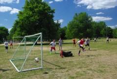 Last game of the 2014-15 season - June 2015