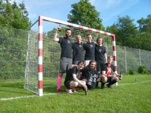 Temporary Autonomous Republic of Deptford team 1th triolectical world cup