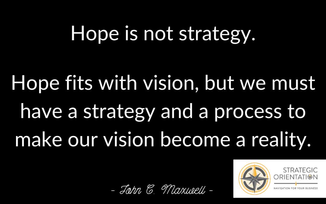 The Best 2021 Strategic Plan