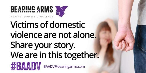 Bearing Arms Against Domestic Violence Campaign