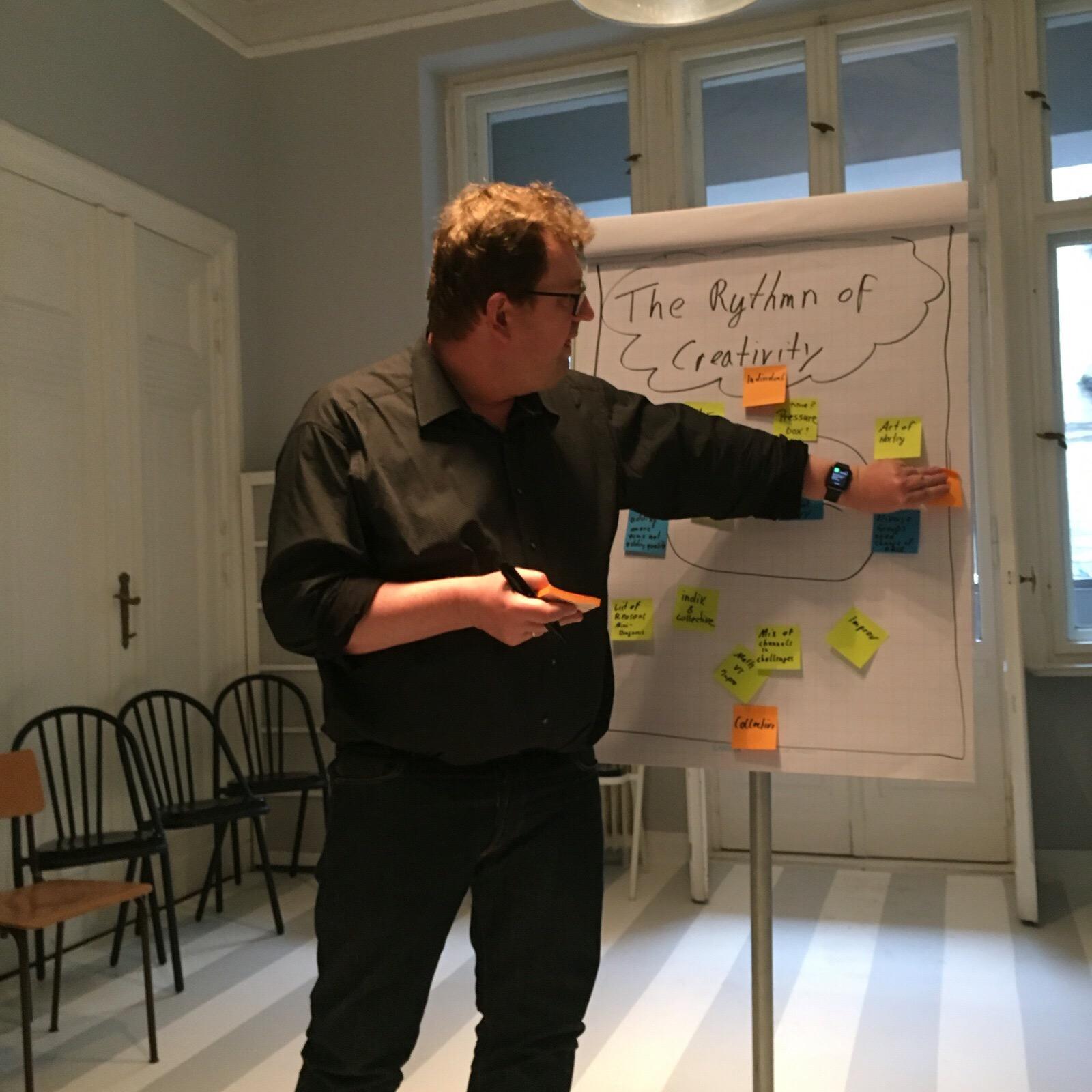 Kreative Kritik  Ideen Zur Innovation Treiben, Anstatt