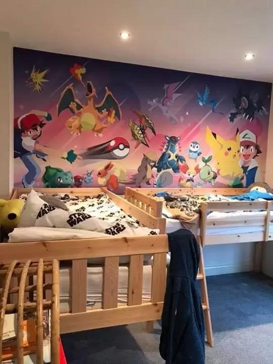 Bespoke Wallpaper for Children's Bedroom