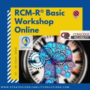 RCM-R Workshop @ ONLINE