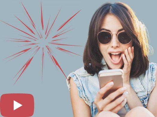 Booster ses vidéos sur YouTube : Réaliser une accroche irrésistible