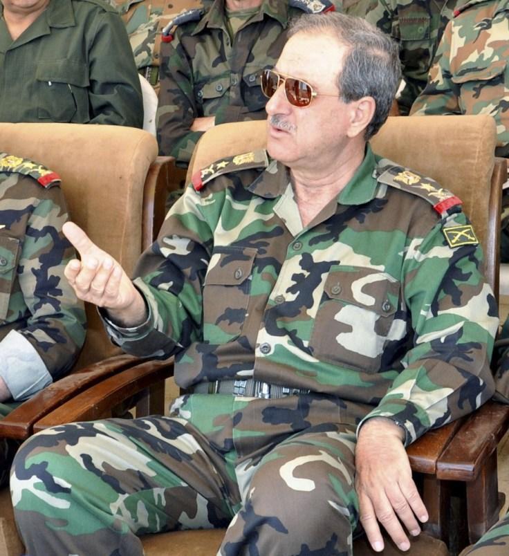 Le général Turkmani, l'un des stratèges méconnus de l'armée syrienne, assassiné le 18 juillet 2012. C'est l'un des artisans de la doctrine militaire syrienne;
