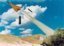 Drone antiradar Harpy