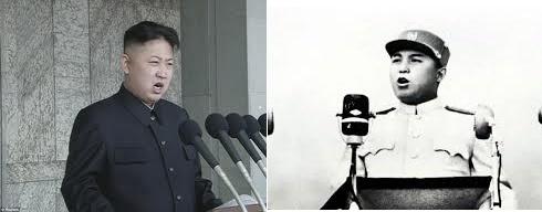 Les médias mainstream se sont payés sa tête; les dirigeants des grandes puissances se méfiaient de ce petit jeune à la coupe délirante. Et pourtant à y regarder de plus près, Kim Jong-Un offre des ressemblances frappantes avec son grand-père Kim Il Sung, le fondateur de la Corée du Nord et l'un des principaux protagonistes de la guerre de Corée (1950-1952). Et de fait, le leader actuel Kim Jong-Eu inquiète Washington, lequel vient de dépêcher des renforts militaires substantielles en Corée du Sud.