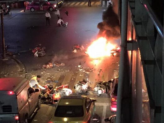 Bangkok Blast: Who Has Ax To Grind With Thailand? 77