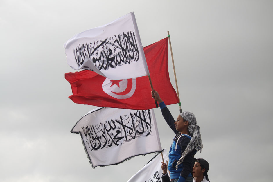 How Tunisia Got Transformed into a Major Exporter of Jihadists? 66