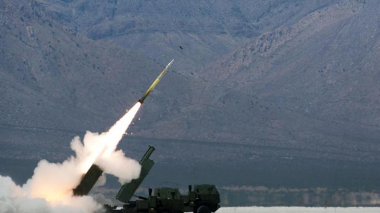 10th Mountain Division M-142 HIMARS Live Fire 2