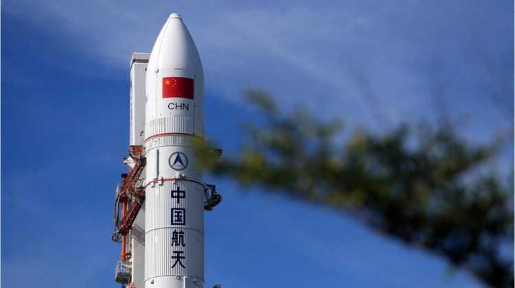 Chinese Private Company Tests Liquid Rocket Engine (TQ-12) with 80 Tons Thrust Power 3