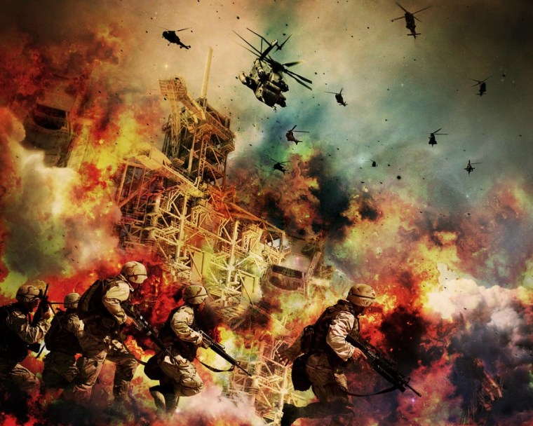 The Desesperate Path to War or the Vanity of Threats in An Ongoing Hybrid World War 1