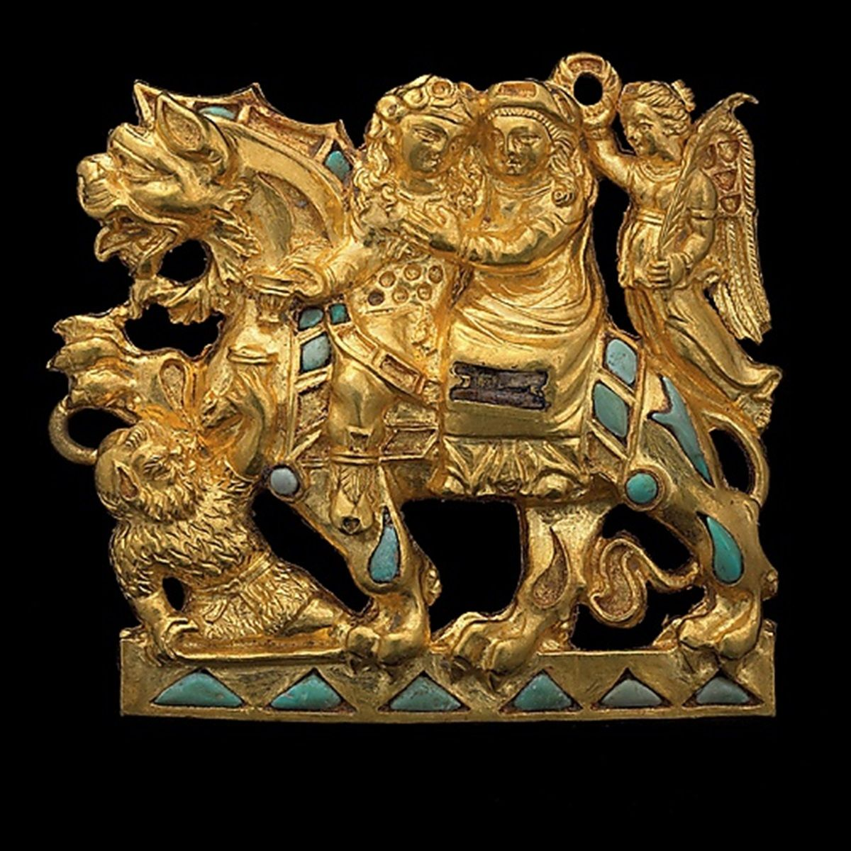 Tragedy of the Golden Hoard of Bactria