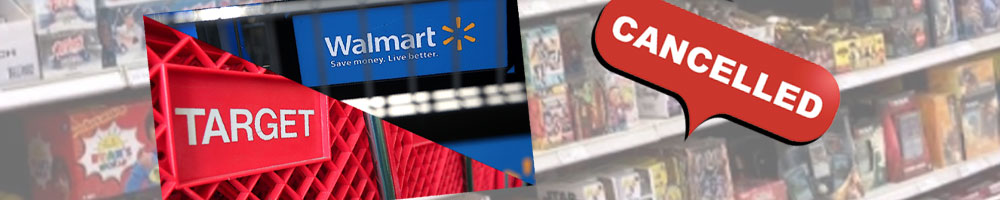 Walmart and Target TCGs Cancelled — No More Pokemon Cards!