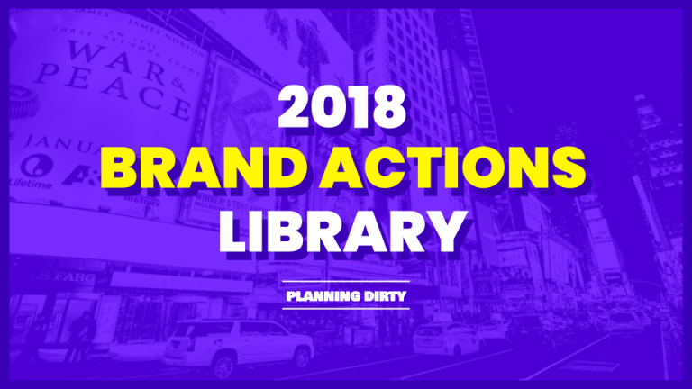 brand action library
