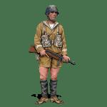 SGS Afrika Korps - Tunisia - Italian infantry