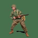 SGS Forgotten War - US infantry
