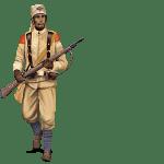 SGS Heia Safari - German infantry Askari