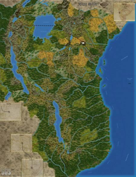 SGS Heia Safari - carte