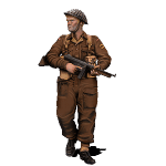 SGS Avalanche - Great Britain infantry