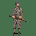 SGS Avalanche - Italian infantry