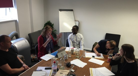 Business Shaping workshop - Stratability - THE STRATEGY JOURNEY