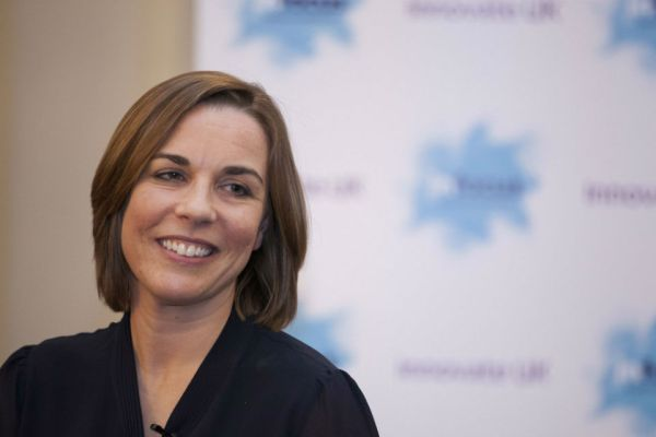 Women Infocus Innovate UK Event: Inspiration and Passion from Williams F1's Claire Williams